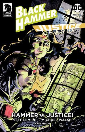 Black Hammer Justice League #3 CVR B Powell