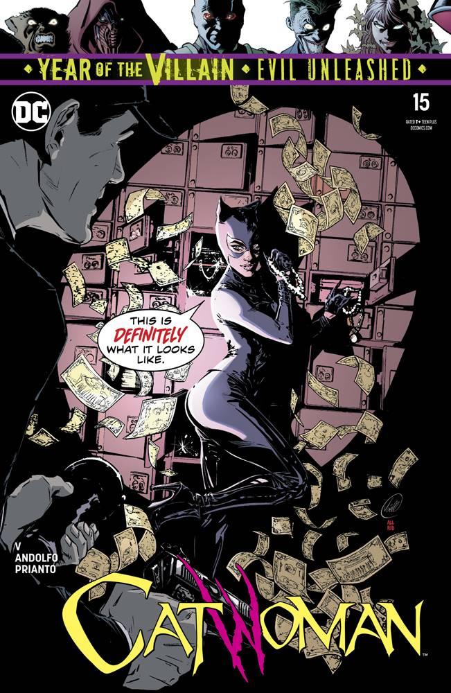 Catwoman  #15 CVR A