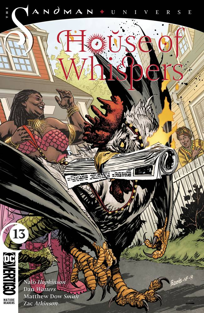 House of Whispers #13