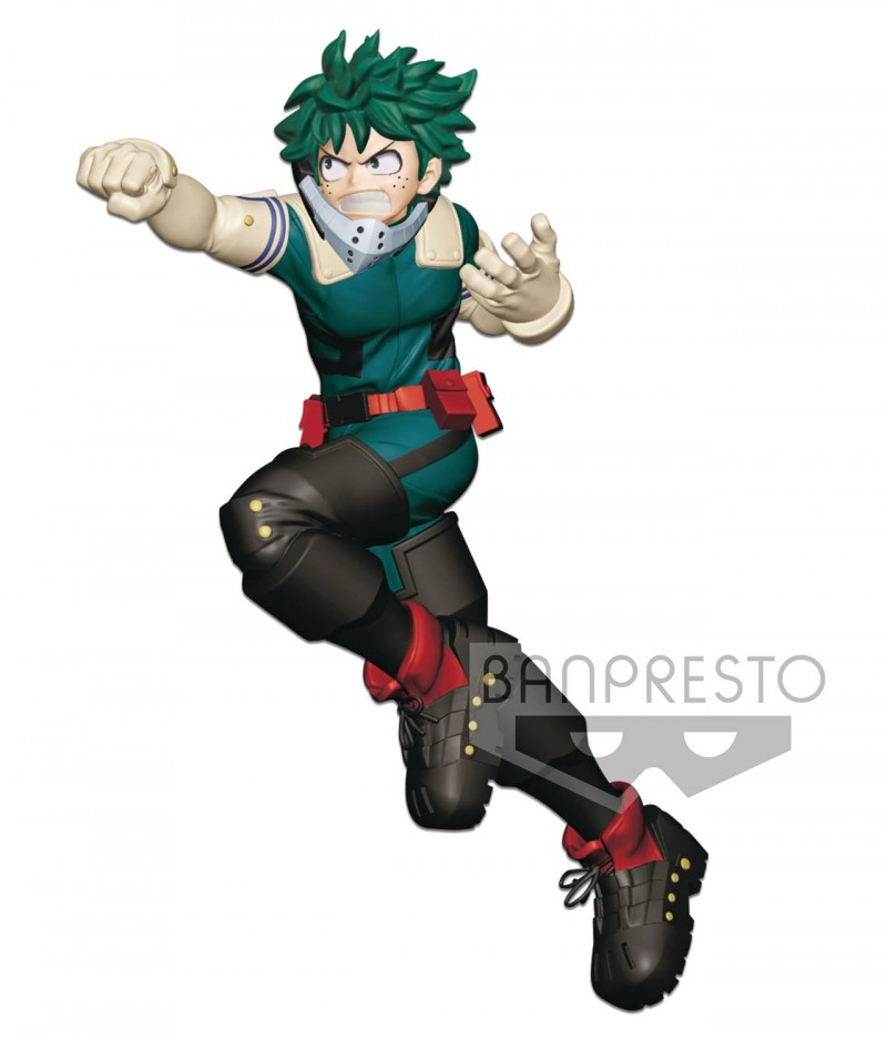My Hero Academia Enter the Hero Figure Midoriya