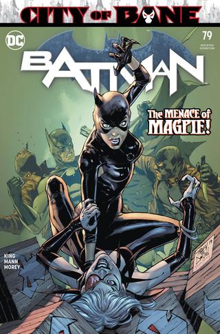 Batman  #79 CVR A