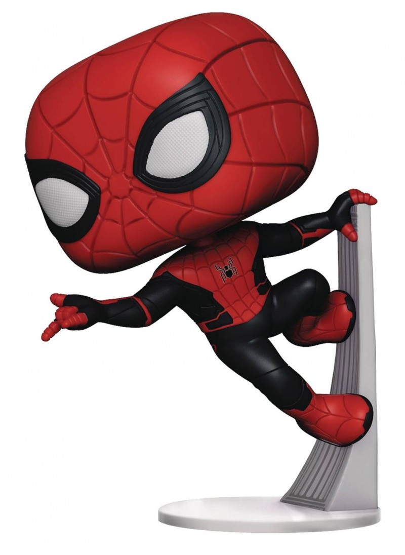 Funko Pop Marvel Spider-Man Far From Home Upgraded Suit