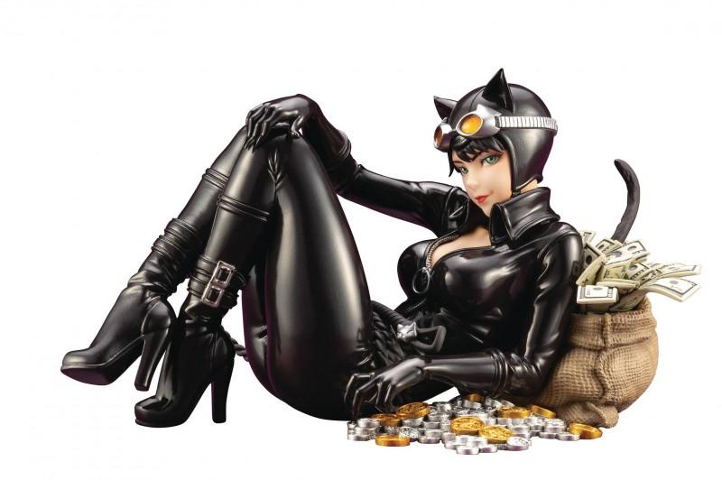 DC Bishoujo Statue Catwoman Returns
