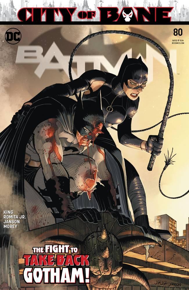 Batman  #80 CVR A