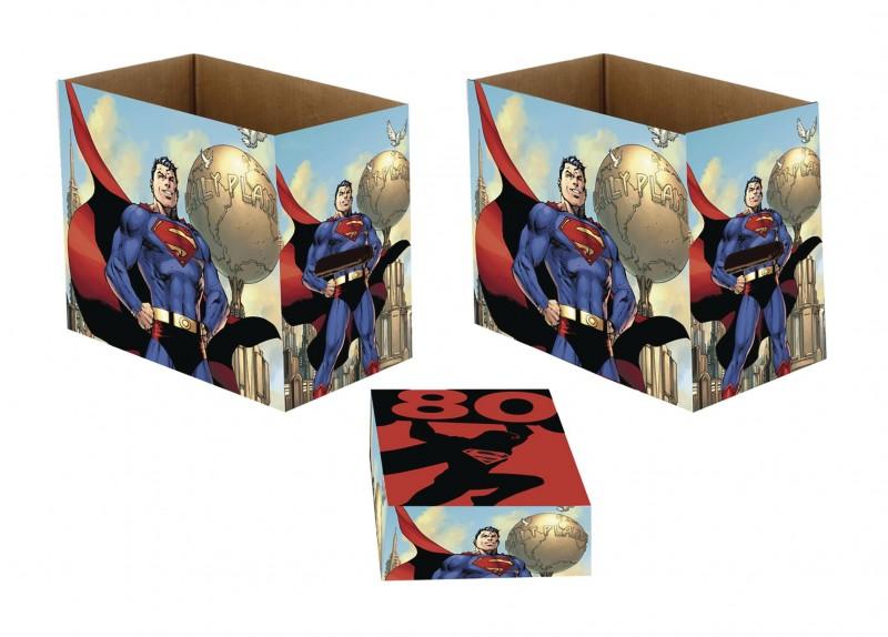 DC Comics Short Box Superman 80