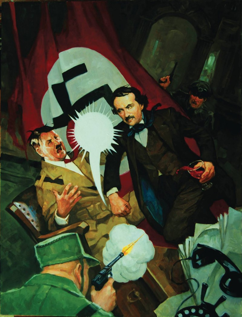 Edgar Allan Poes Snifter Of Terror Season 2 #1