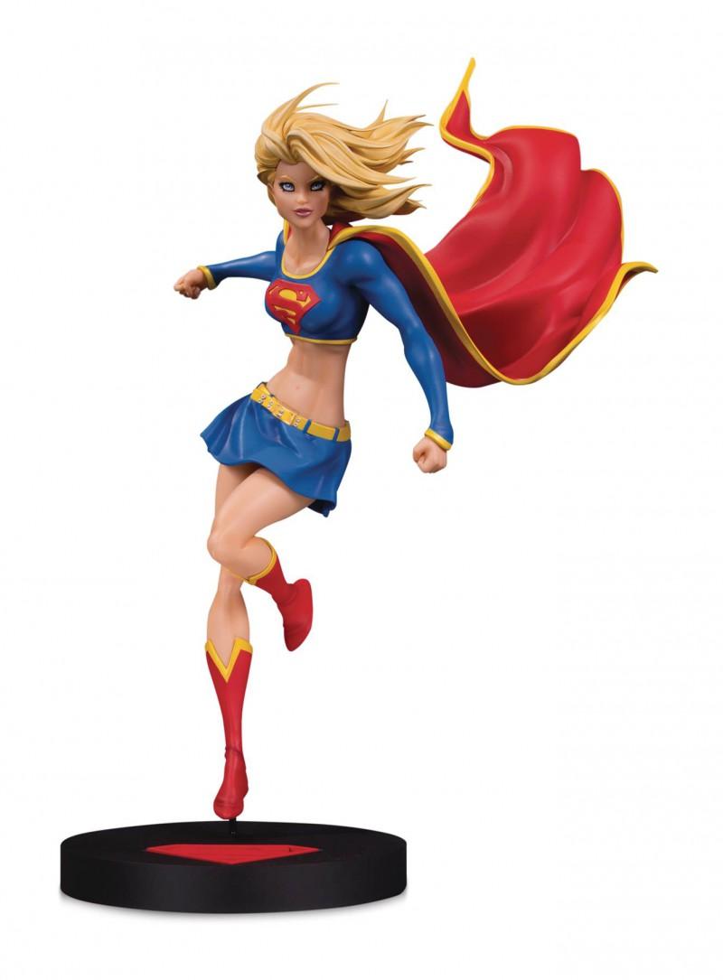 DC Statue Designer Supergirl By Michael Turner