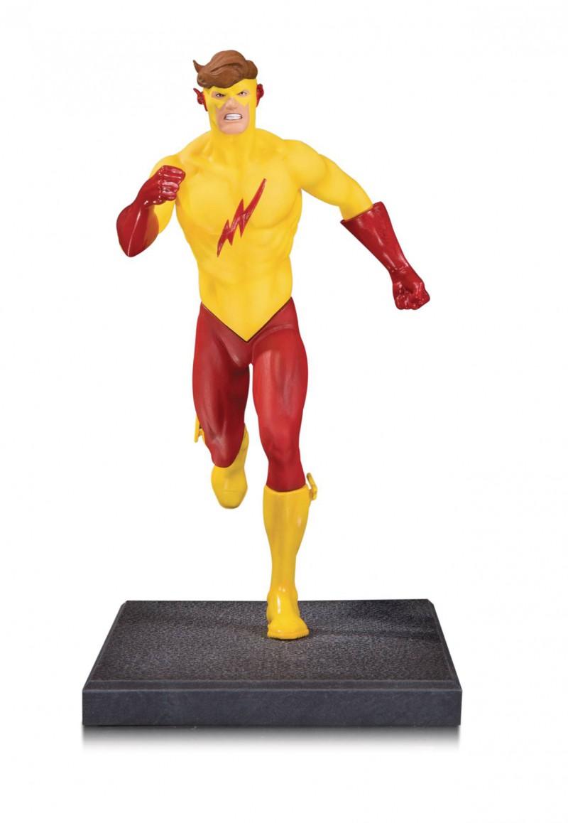 DC Statue Teen Titans Multi Part Kid Flash