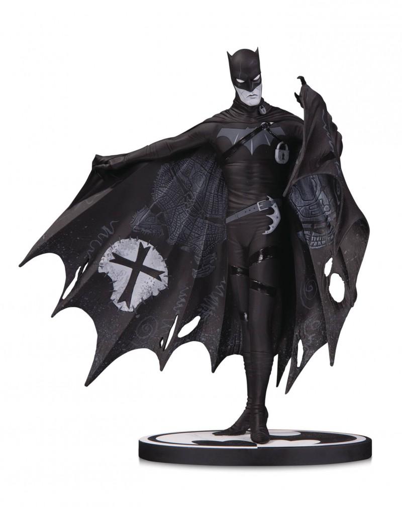 DC Statue Batman Black and White by Gerard Way
