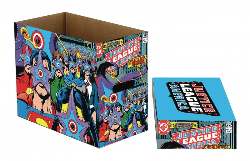 DC Comics Short Box Starro Strikes