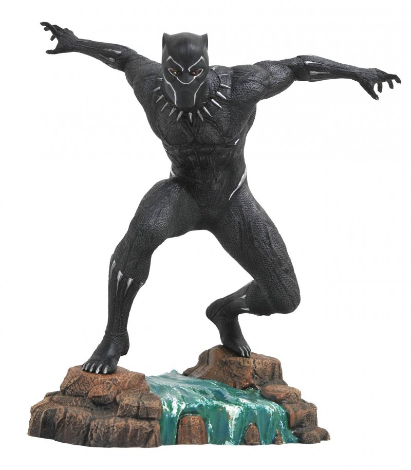 Marvel Gallery PVC Statue Black Panther Movie