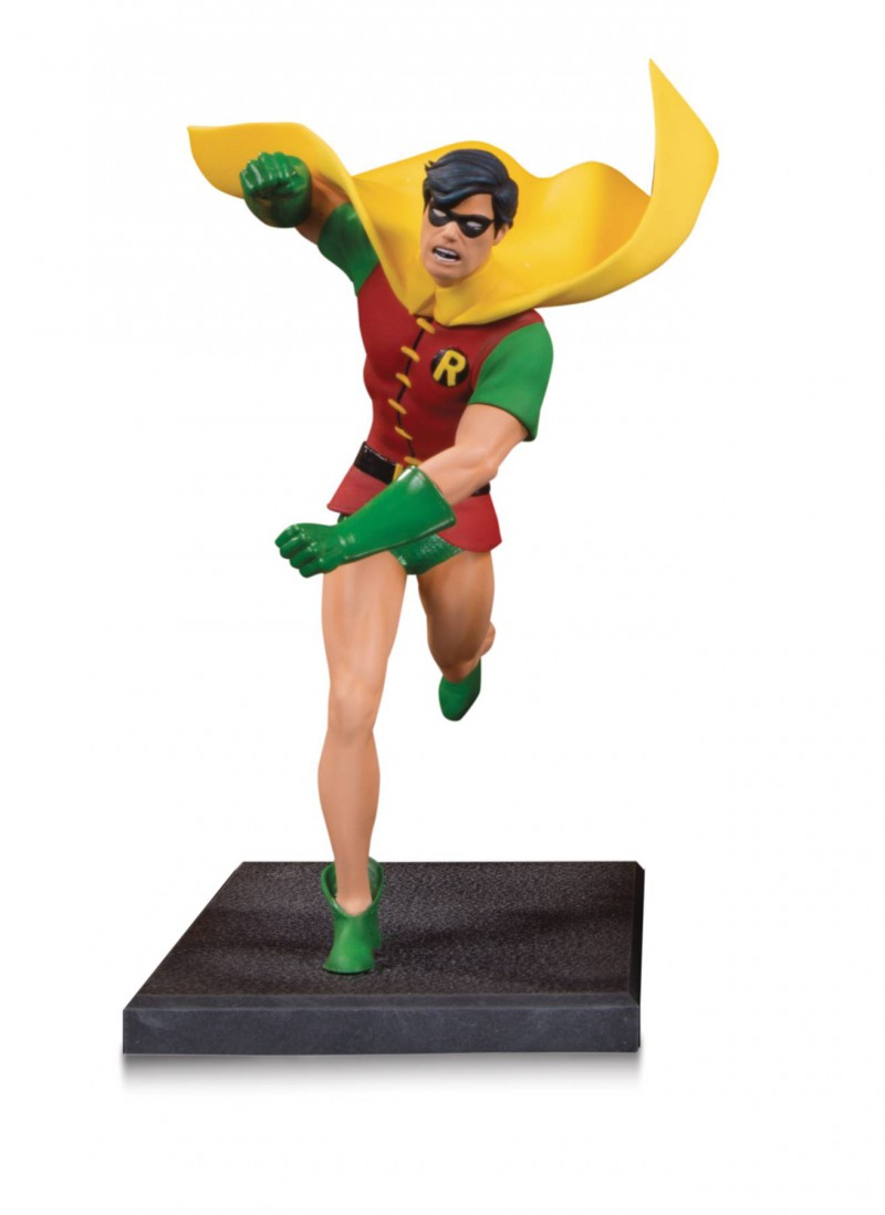 DC Direct Teen Titans Multi Part Statue Robin