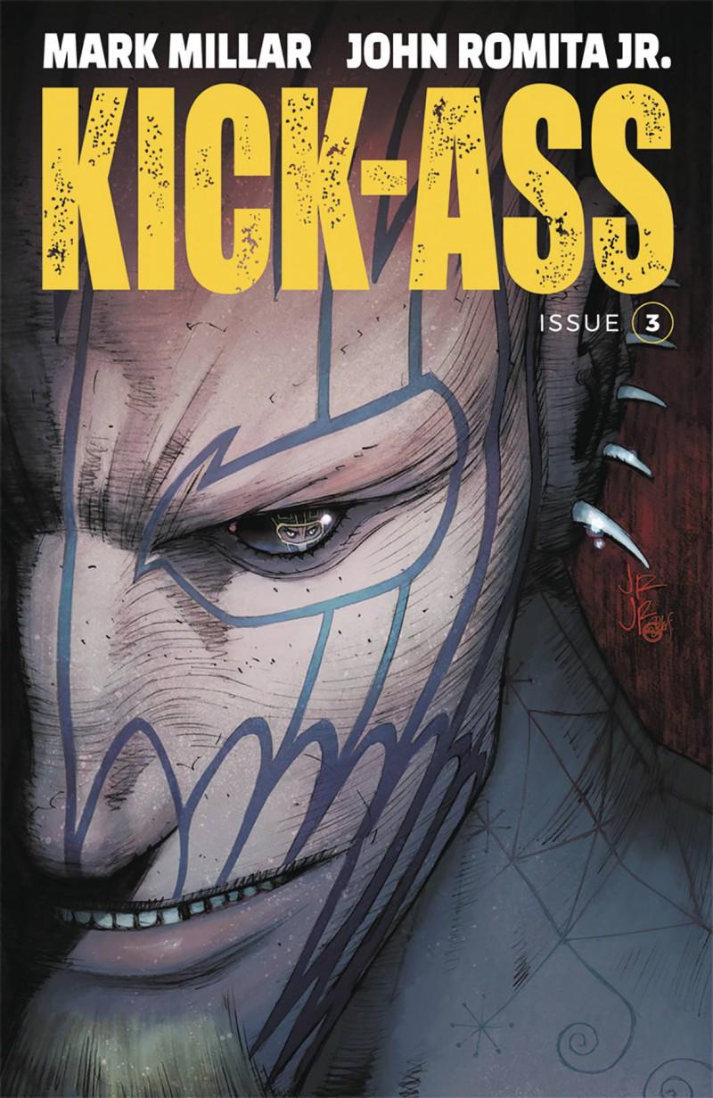 Kick-Ass  #3 CVR A