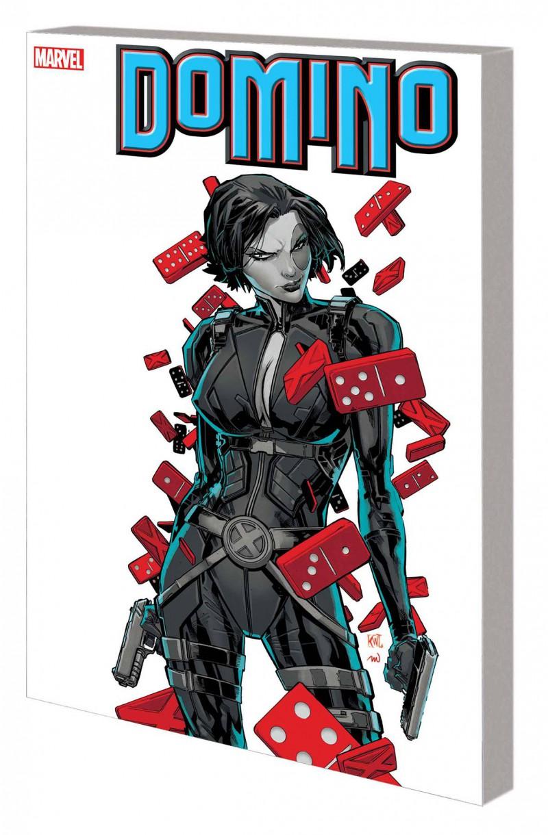 X-Men TP Domino