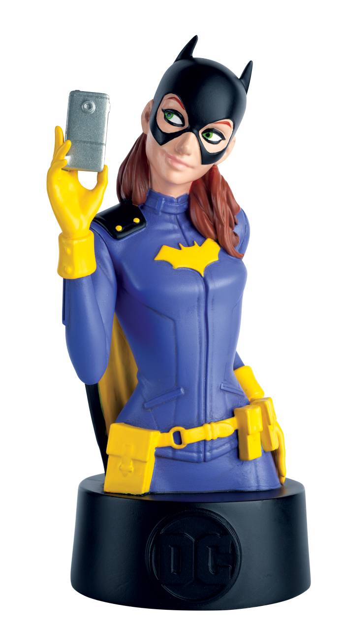 DC Statue Batman Universe Bust Collection #10 Batgirl