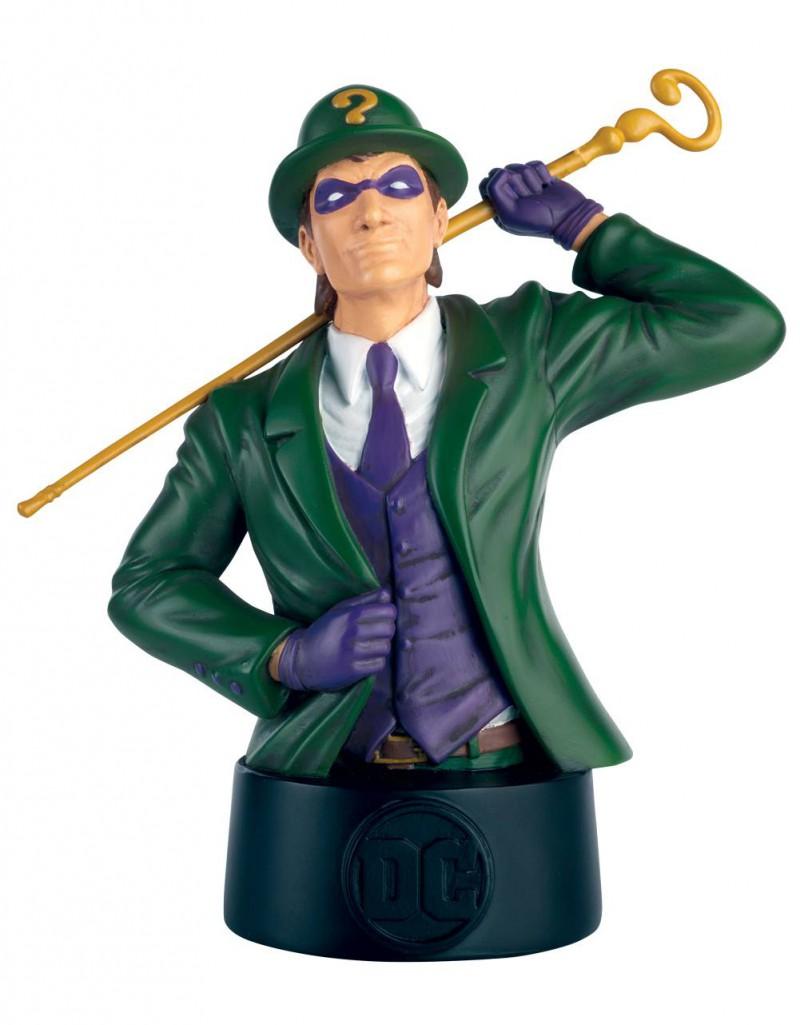 DC Statue Batman Universe Bust Collection #11 Riddler