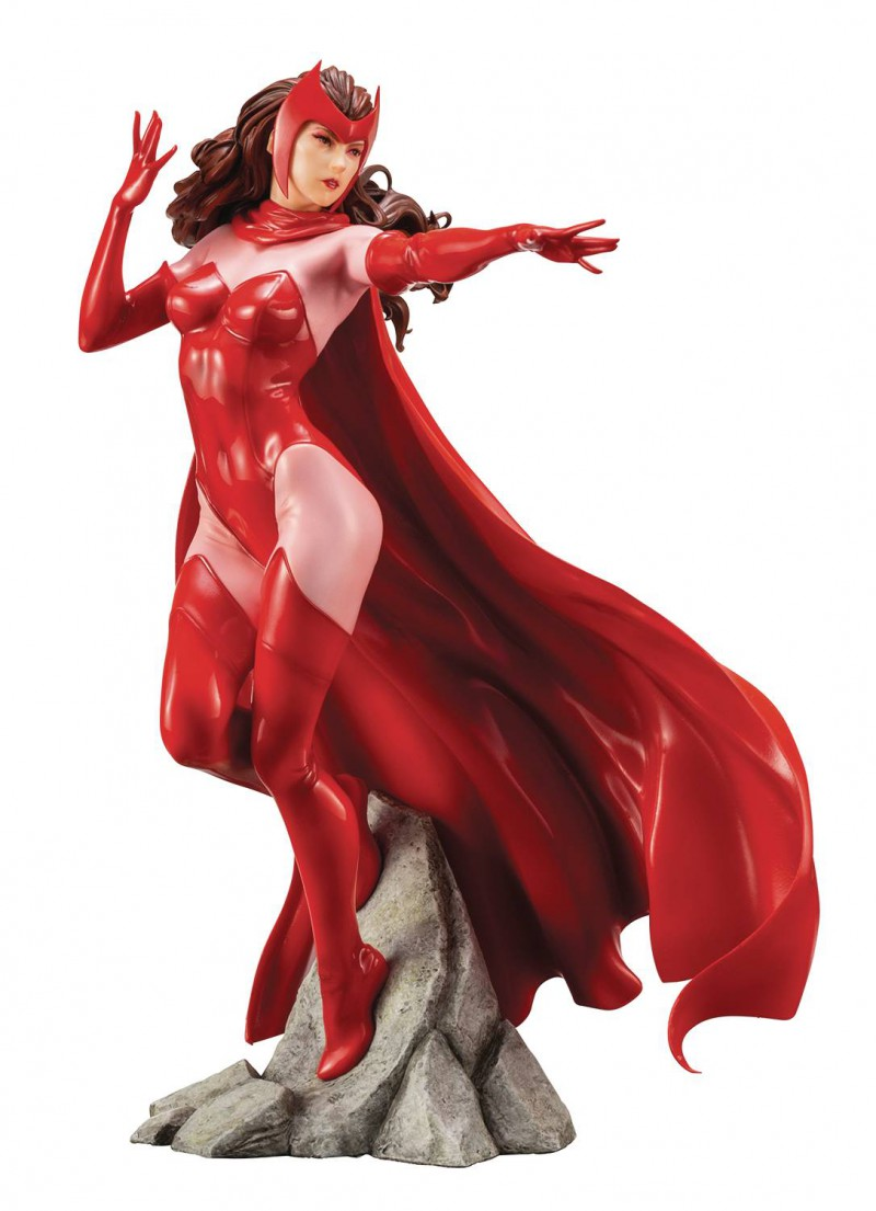 Marvel Statue Artfx Scarlet Witch