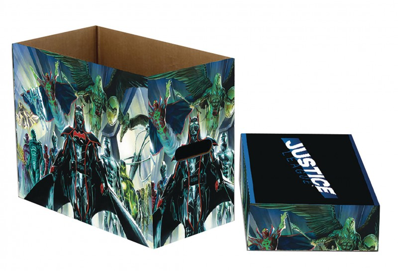 DC Comics Short Box Justice