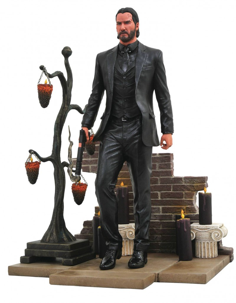 John Wick Gallery PVC Figurine John Wick 2