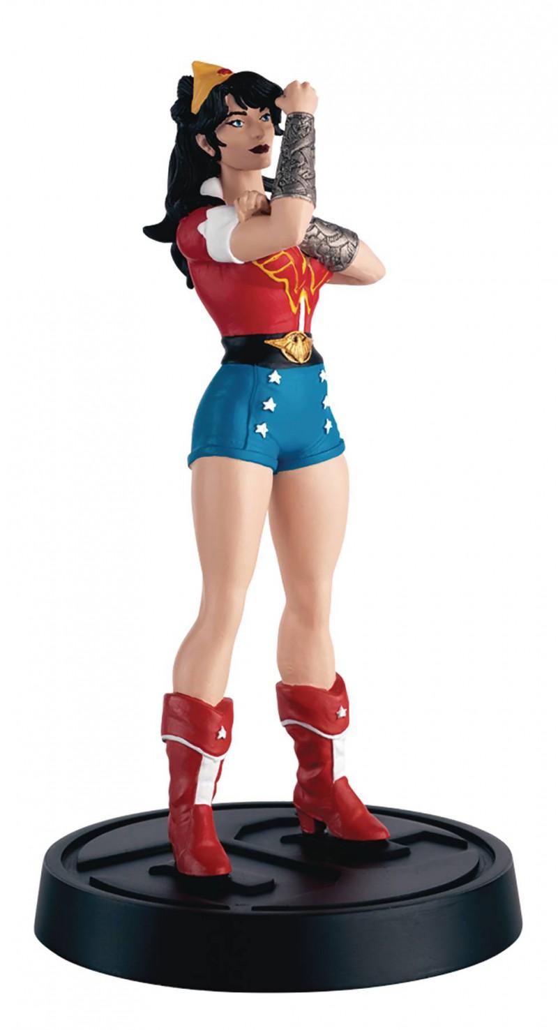 Wonder Woman Mythologies Figure Collection #3 Bombshells Wonder Woman