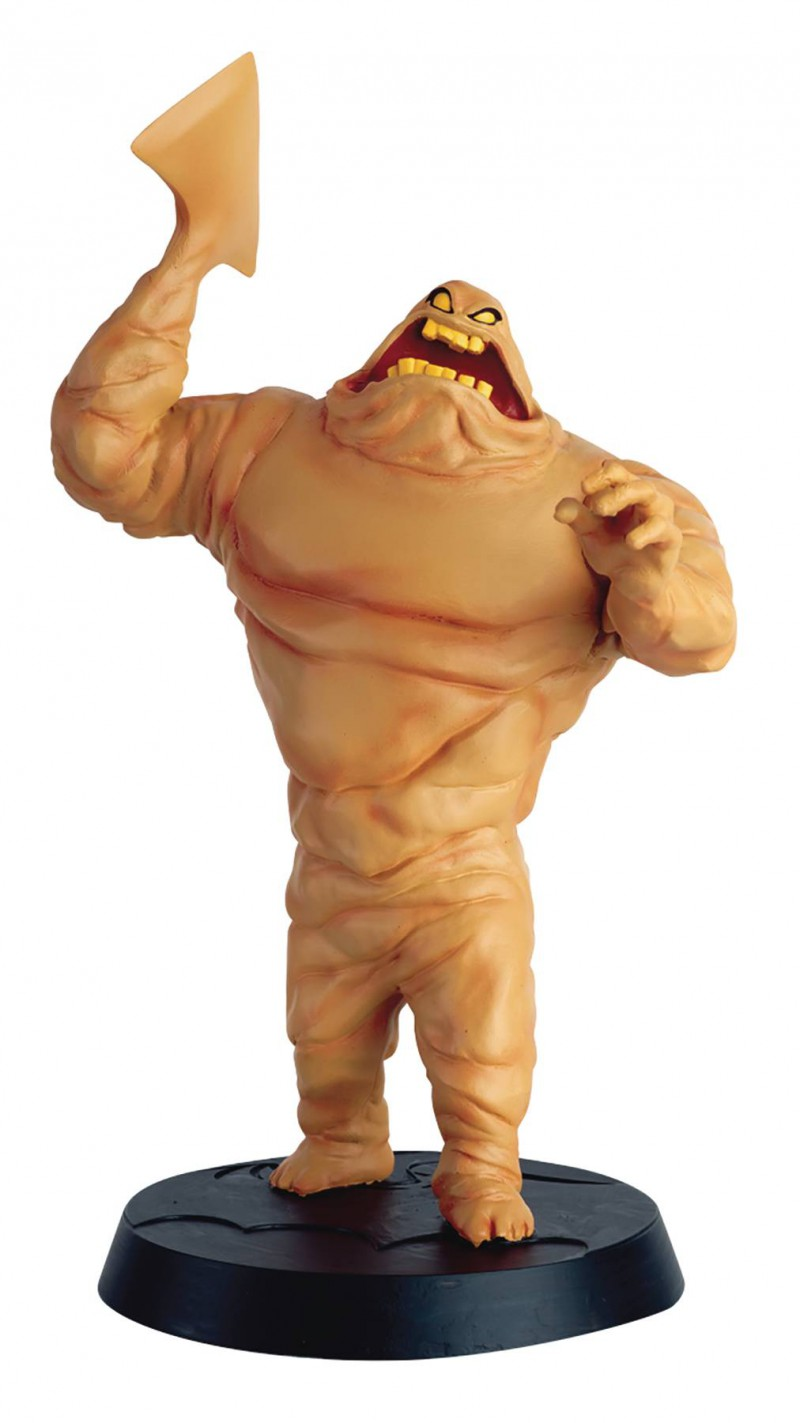 Batman TAS Figure Collection Special #1 Clayface