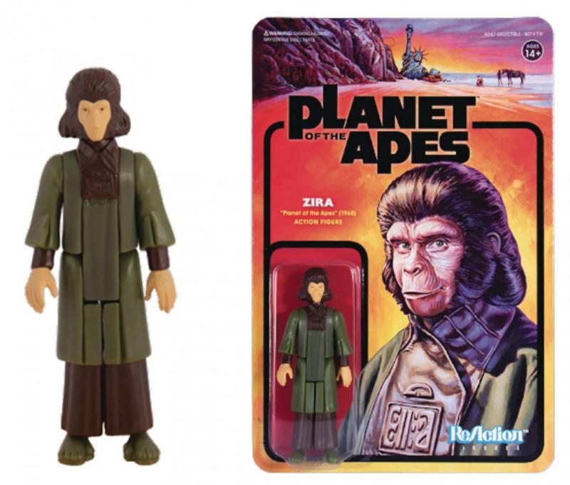 Reaction Planet of the Apes AF Zira