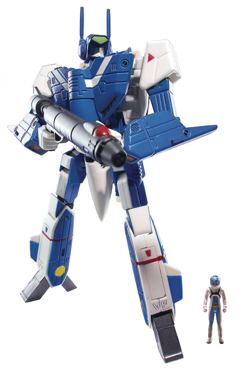 Robotech AF 1/100 Scale Veritech Micronian Max Sterling