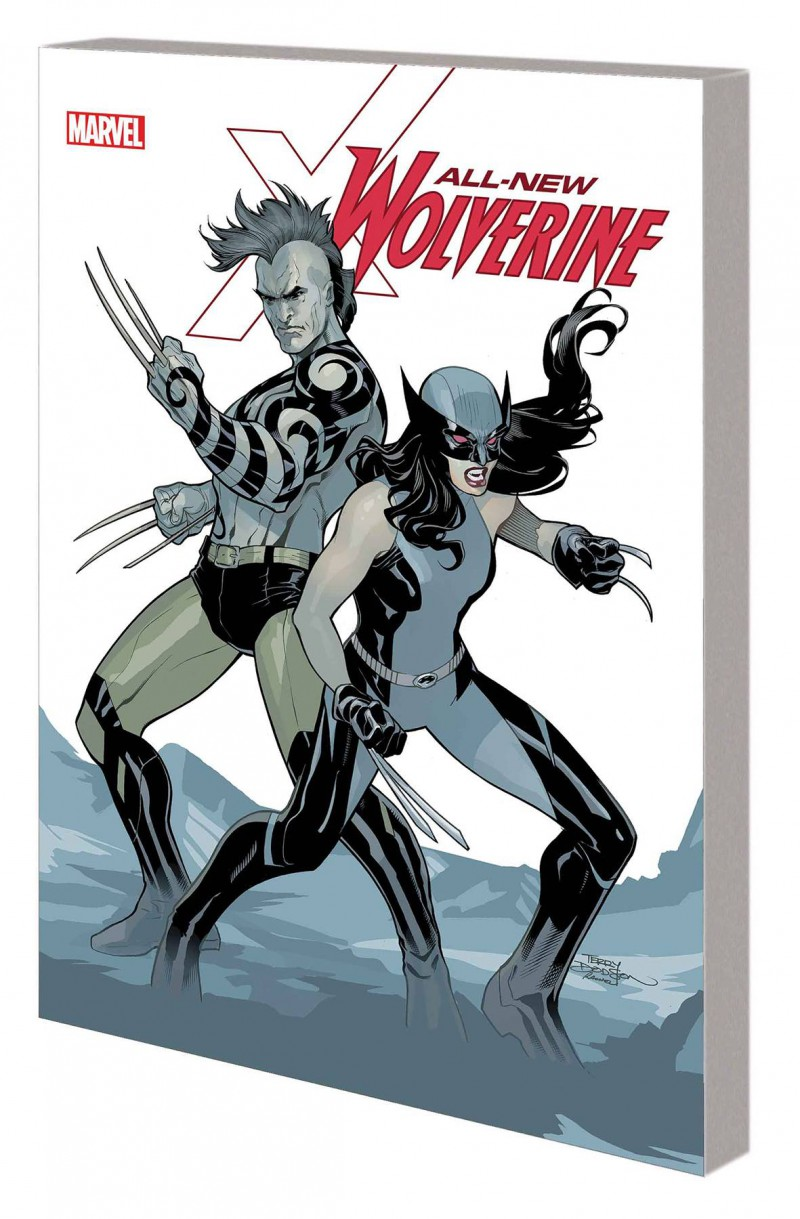Wolverine TP All New Wolverine  Orphans of X