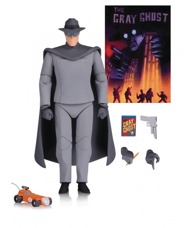 DC Direct Batman Animated AF Gray Ghost