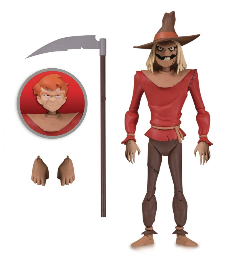 DC Direct Batman Animated AF Scarecrow