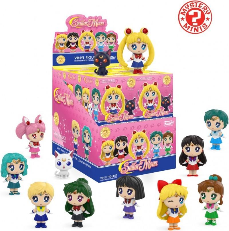 Sailor Moon Mystery Minis Mystery Box