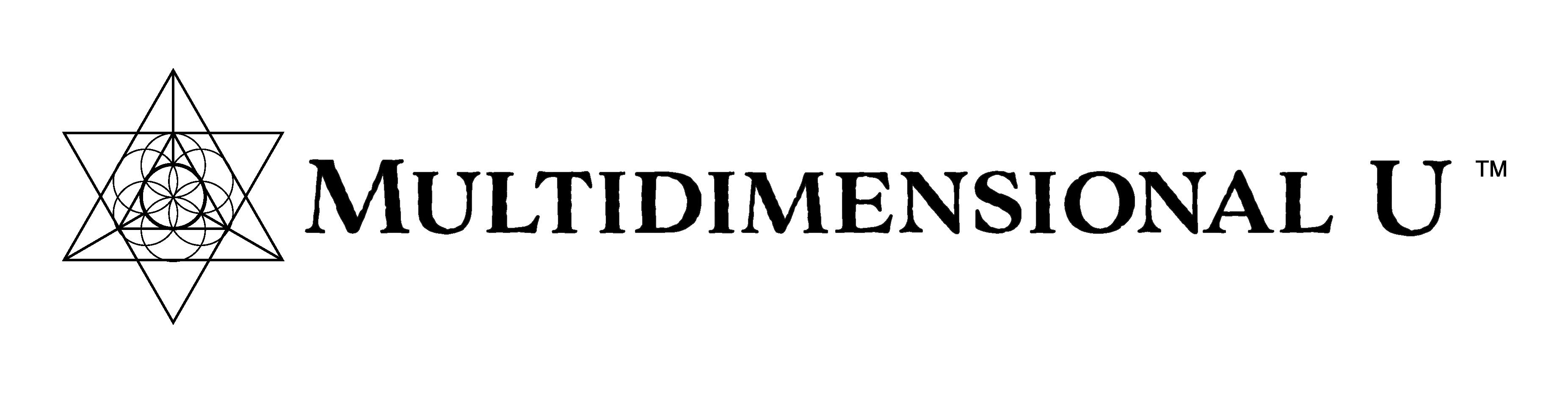 Multidimensional U®    Logo