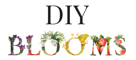 DIY Blooms Course Site Logo