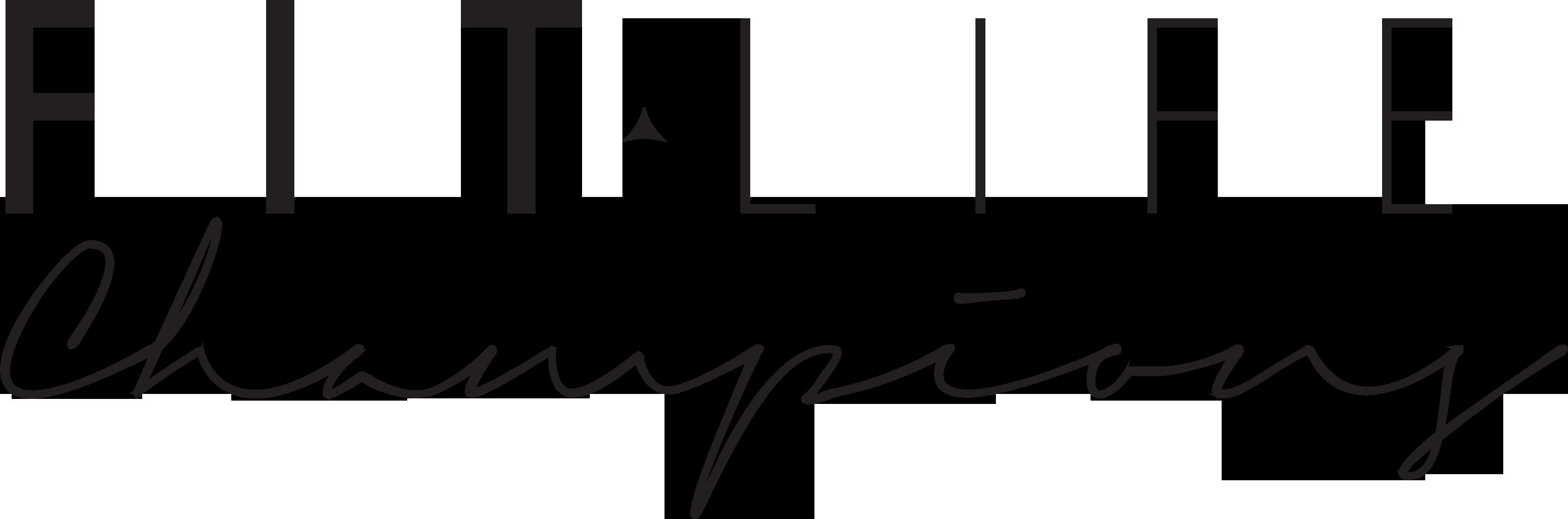 Fit Life Champions Logo