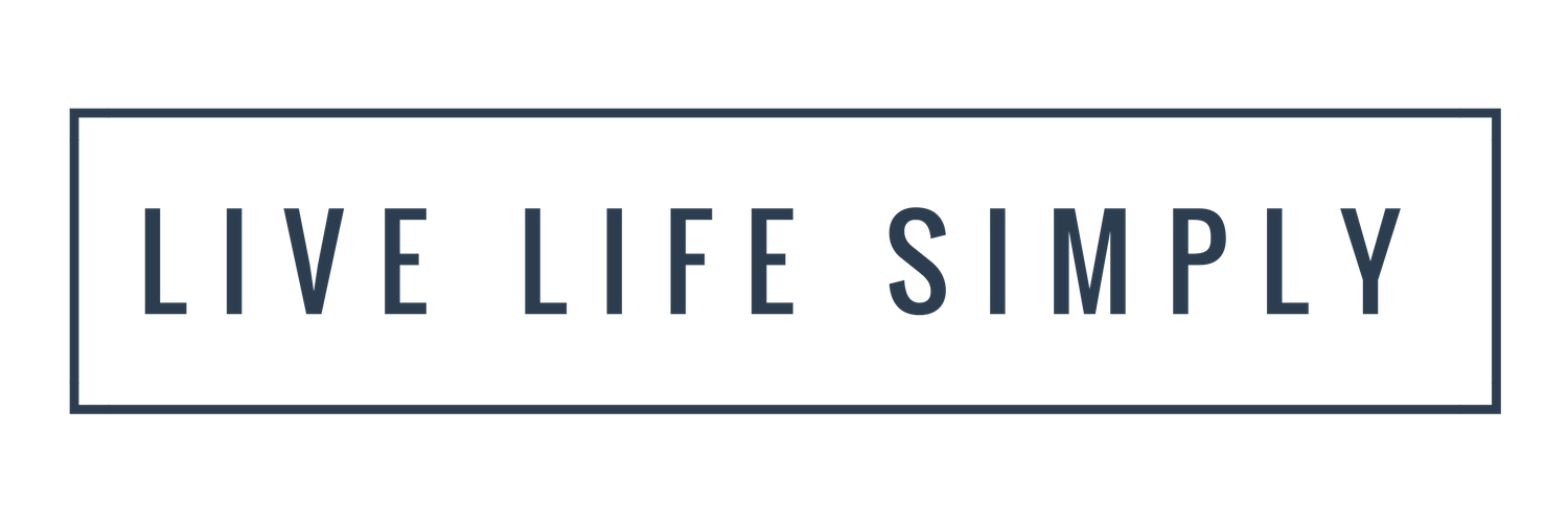 Live Life Simply Online Retreat Logo