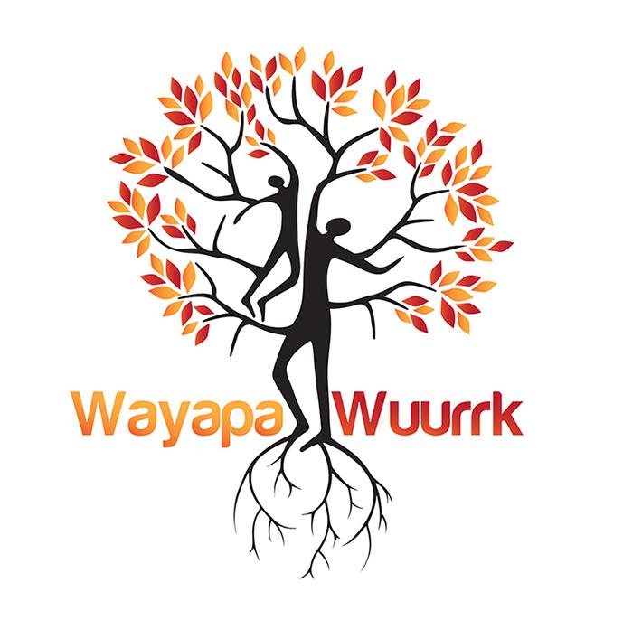 Wayapa Wuurrk Courses Logo