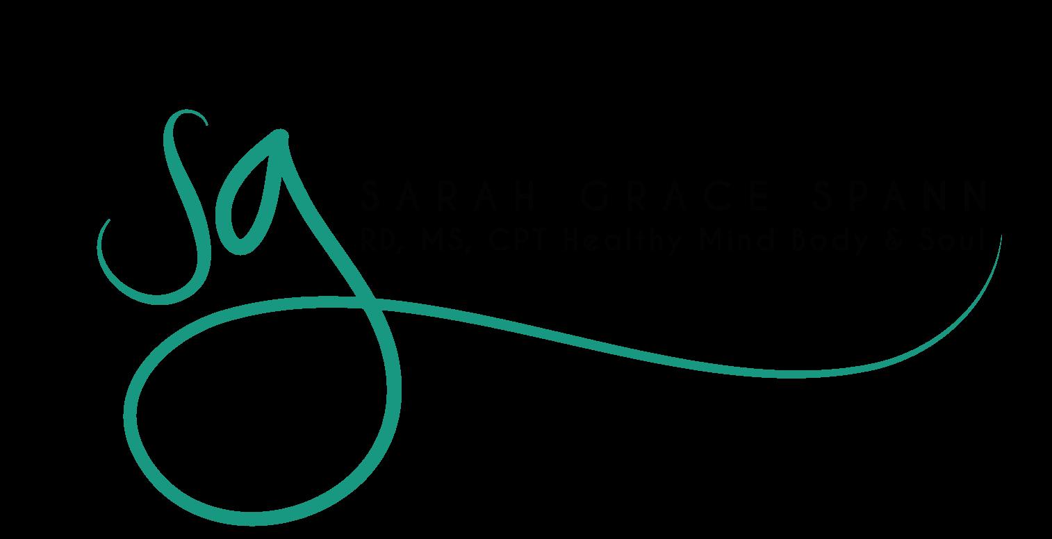 Sarah Grace Spann Logo