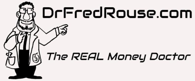 DrFredRouse Logo