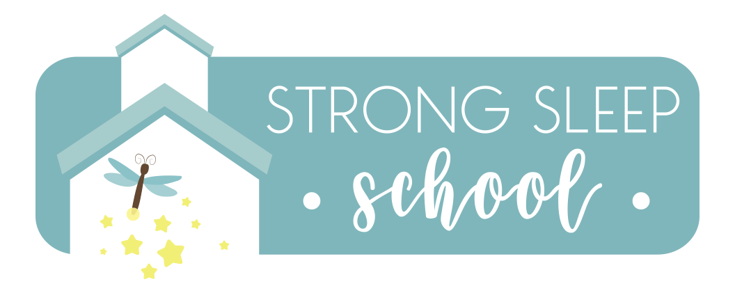 Strong Sleep School Logo