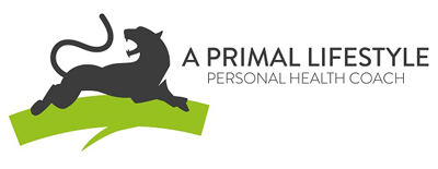 A Primal Lifestyle by Rob Hourmont Logo