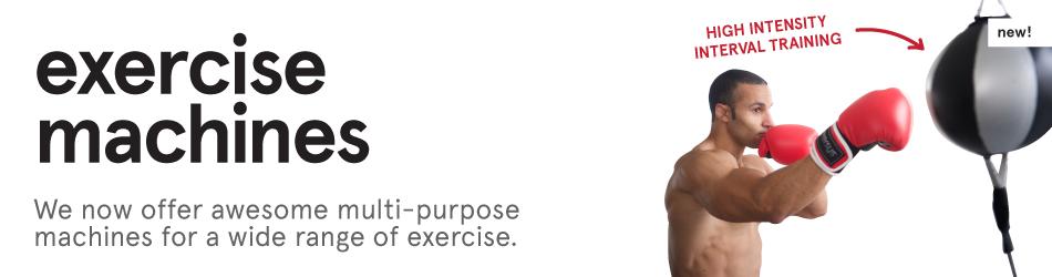 Nexersys & BILT Exercise Machines