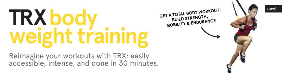 RX Body Weight Training Kits