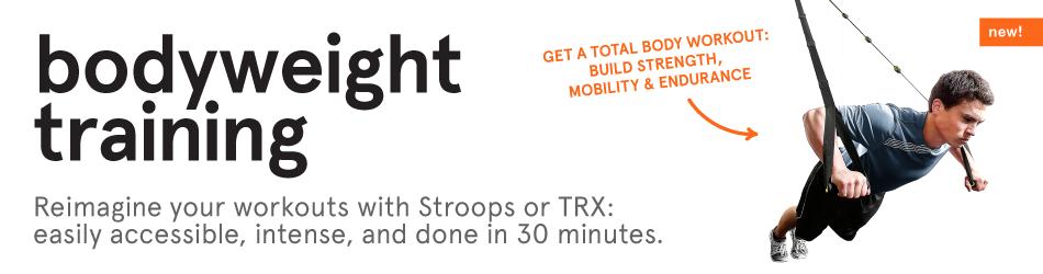 Stroops & TRX Bodyweight Training