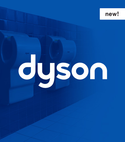 Dyson Hand Dryers, Vacuums, and more!