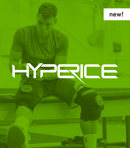 HyperIce Ice Compression Wraps and Rollers