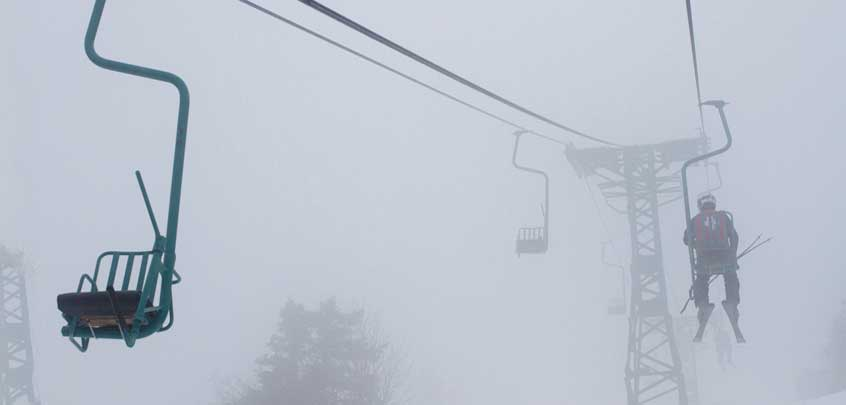 Mad River is hill for skiers in the East