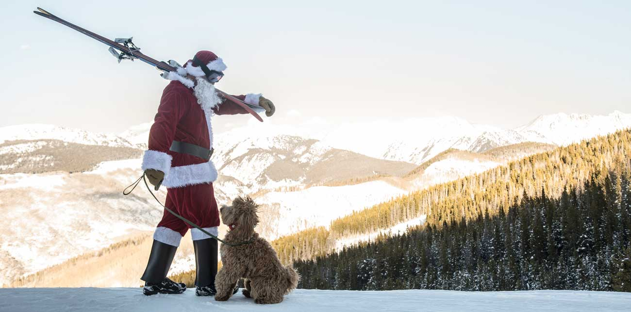 Vail Christmas and New Year\'s Ski Trips