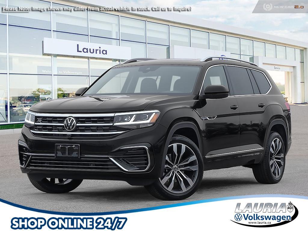 new 2021 Volkswagen Atlas car