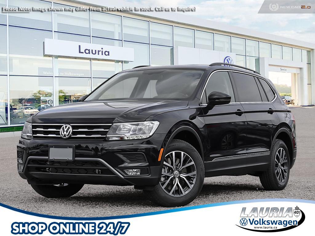 new 2021 Volkswagen Tiguan car, priced at $40,243