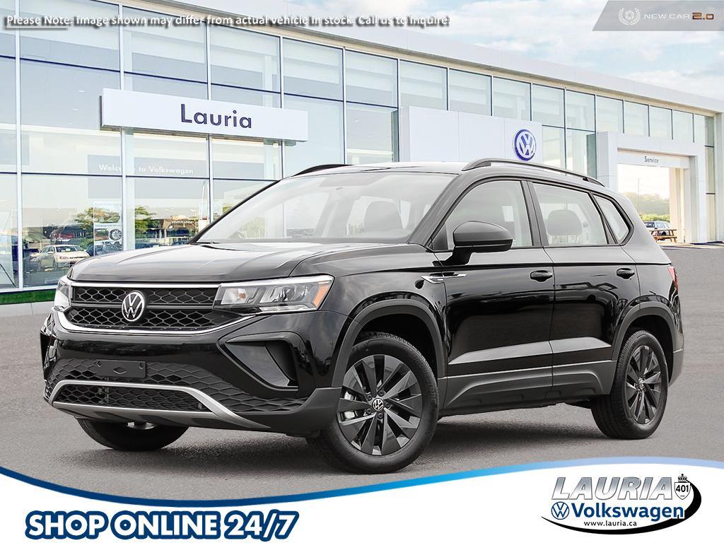 new 2022 Volkswagen Taos car